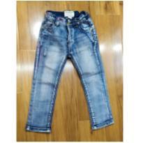 calça jeans skinny da lilica ripilica - 2 anos - Lilica Ripilica
