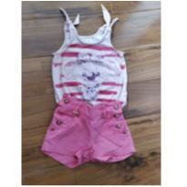 conjunto chic da lilica ripilica - 12 a 18 meses - Lilica Ripilica
