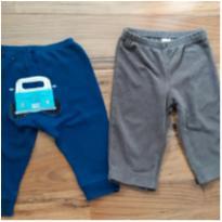 calças fofura da carters - 6 meses - Carters - Sem etiqueta