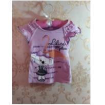 blusinha chic lilica ripilica - 2 anos - Lilica Ripilica