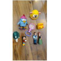 Lote Brinquedos Baby -  - Fisher Price e Disney