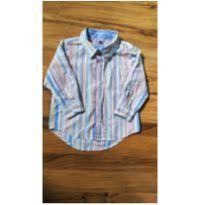 Camisa Listras Gap - 2 anos - GAP