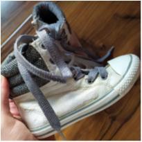 sneakers branco da zara - 23 - Zara