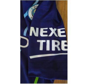 Camiseta Infantil Manchester City - 12 anos - Nike