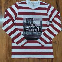 Camisa Brooklyn - 14 anos - Fuzarka