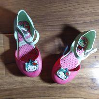 Sapatilha Grendene Hello Kitty - 25 - Grendene