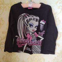Blusa Monster High - 4 anos - Monster High