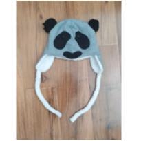 Touca Peludinha Panda -  - Sem marca