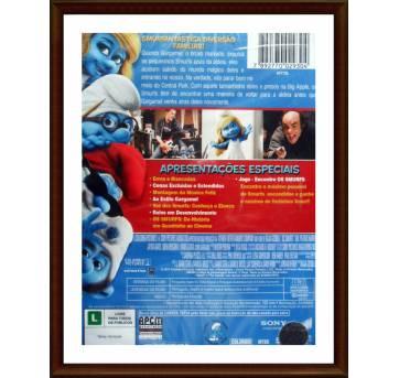DVD OS SMURFS - Sem faixa etaria - Sony