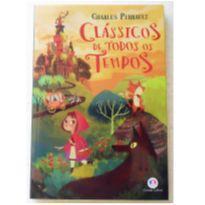 LIVRO CLÁSSICOS DE TODOS OS TEMPOS -  - Ciranda Cultural