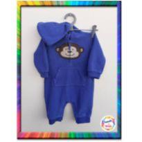 Macacão Soft - CARTER`S (Azul) (Cód. 025) - 6 meses - Carter`s