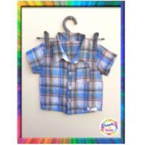 Camisa Xadrez com Bolso (Cód. 075)