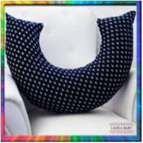 Almofada de Amamentação (Azul marinho / Âncoras) (Cód.149) -  - Laura baby