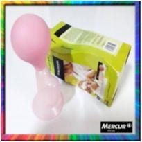 Bomba de leite Materno Manual (Rosa) (Cód. 145) -  - Mercur