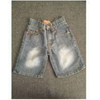 Bermuda Jeans - 4 anos - 4 anos - Não informada