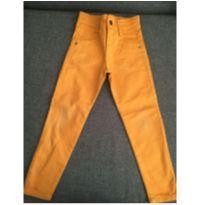 Calça Comprida Mostarda - 4 anos - Pedrinho Confecções