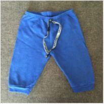 Calça Azul - 0 a 3 meses - Fantoni