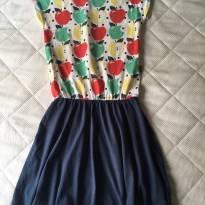 Vestido maçãs Loopy de Loop - 8 anos - Loopy de Loop