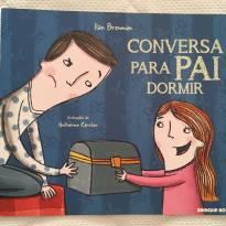 Livro Conversa para pai dormir - Sem faixa etaria - Brinque-Book