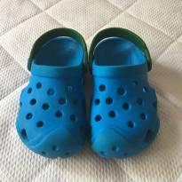 Crocs Azul e verde - 25 - Crocs