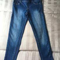 Calça jeans skinny Tommy Hilfinger - 5 anos - Tommy Hilfiger
