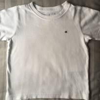 Camiseta branca Tommy Hilfinger - 24 a 36 meses - Tommy Hilfiger