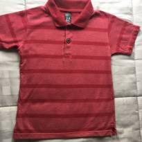 Camiseta Polo Zara Kids - 3 anos - Zara