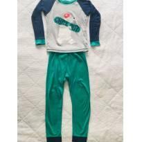 Pijama Urso - 4 anos - Carter`s