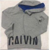 moletom calvin klein original - 5 anos - Calvin Klein