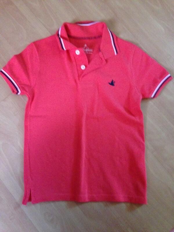 Camisa Polo - Brooksfield 6 anos no Ficou Pequeno - Desapegos de ... 288e2cb900f48