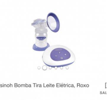 Bomba extratora de leite materno elétrica - Sem faixa etaria - Lansinoh
