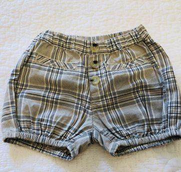 Short Chicco - 0 a 3 meses - Chicco