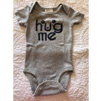 Body Hug me - 0 a 3 meses - Child of Mine e Carter`s