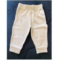 Calça cinza Child of Mine - 3 a 6 meses - Carter`s