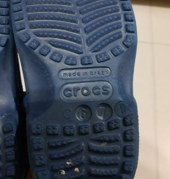 Crocs menino c6 - 24 - Crocs