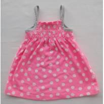 Vestido!!! - 0 a 3 meses - Healthtex