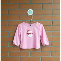Camiseta - 12 a 18 meses - Gymboree