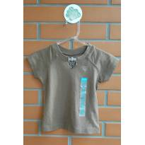 Camiseta - 6 a 9 meses - The Children`s Place