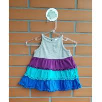 Vestido - Recém Nascido - Circo