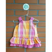 Vestido - 0 a 3 meses - The Children`s Place
