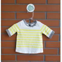 Camiseta - 0 a 3 meses - Cherokee