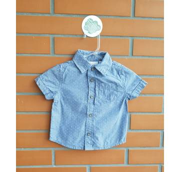 Camisa - 0 a 3 meses - First Impressions