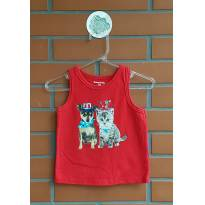 Camiseta - 1 ano - Garanimals
