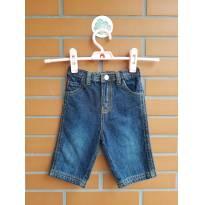 Calça Jeans - 0 a 3 meses - COOGI