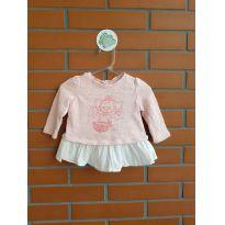 Blusa Sally - 3 a 6 meses - GAP