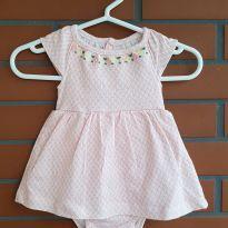 Vestido - Recém Nascido - Carter`s