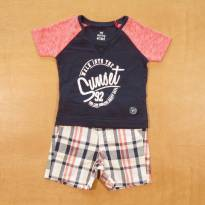 Conjunto - 3 a 6 meses - Hering