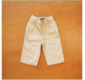Calça de Sarja Ralph Lauren 9 meses - 9 meses - Ralph Lauren