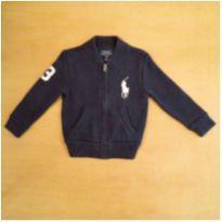 Blusa em linha Ralph Lauren 2 anos Azul - 2 anos - Ralph Lauren