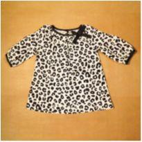 Vestido Animal Print 12-18m GAP - 12 a 18 meses - GAP
